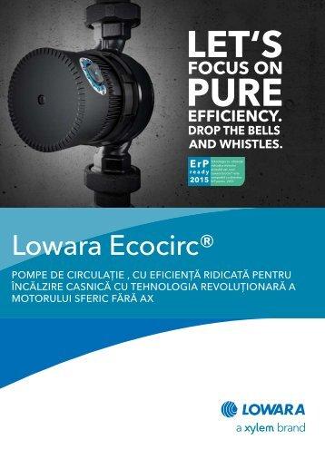 Lowara Ecocirc®