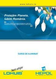 surse de iluminat cu incandescenta - Lohuis Romania