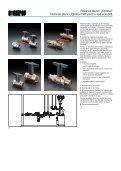"""Armături + Sisteme premium Robineţi sferici """"Optibal ... - Instal Focus - Page 2"""