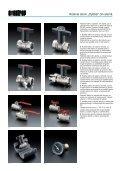 """Armături + Sisteme premium Robineţi sferici """"Optibal ... - Instal Focus - Page 3"""