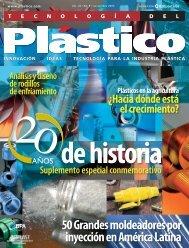 50 Grandes moldeadores por inyección en América Latina - Plastico