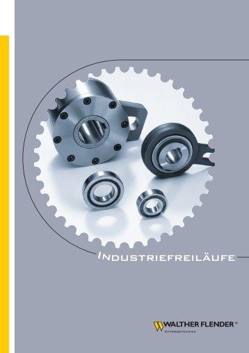 INDUSTRiEFREiLäUFE - Walther Flender