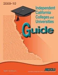 aiccu guide 2009-10.pdf - De Anza College