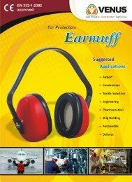 Earmuff - VENUS Safety & Health
