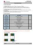 LG Display LB043WV2-SD01 - Avnet Embedded - Page 5