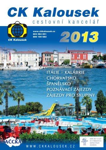 CK Kalousek-katalog 2013-32 stran-tisk.indd