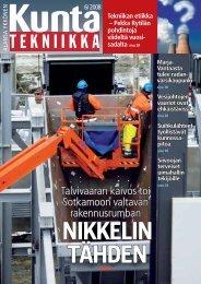 Lataa (pdf) - Kuntatekniikka - Kuntatekniikka.Fi