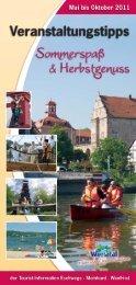 Meinhard - Wanfried - Werratal Tourismus
