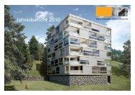 Jahresbericht 2010 als PDF - Innerschweizer Heimatschutz