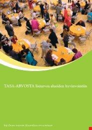 Tasa-arvosta lisäarvoa alueiden hyvinvointiin -työkirja, 2 ... - Poliisi