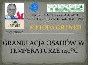 Prezentacja metody ORTWED - Tuzal