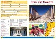 Syrien und Jordanien - Deutsch-Indischen Gesellschaft eV Aachen