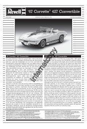 '67 Corvette® 427 Convertible
