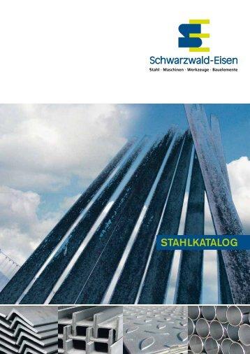 STAHLKATALOG - Schwarzwald-Eisen