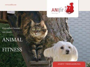 ANIfit – Die richtige Ernährung - Gesundes im Napf
