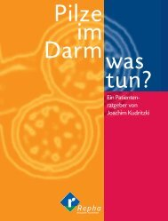 Pilze im Darm - Naturheilpraxis Kudritzki