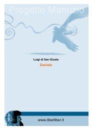 Luigi di San Giusto Daniela - Liber Liber