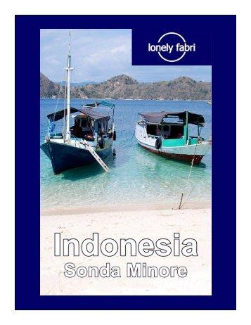 Indonesia Sonda Minore - arteteca