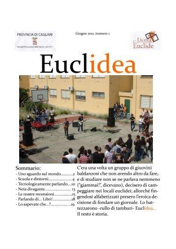 Euclidea[1] - Liceo Classico Scientifico Euclide