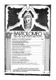 n° 1 Ottobre 2009 - Liceo Classico B. Zucchi