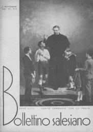 Bollettino Salesiano - settembre 1934 - il bollettino salesiano