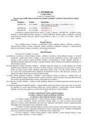 č. 475/2005 Sb. - EuroChem