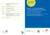 Sycrest® – ein neues Atypikum zur Behandlung bipolarer Patienten