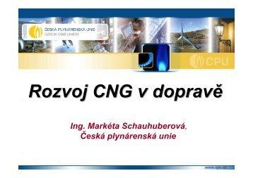 Rozvoj CNG v dopravě - Petroleum.cz