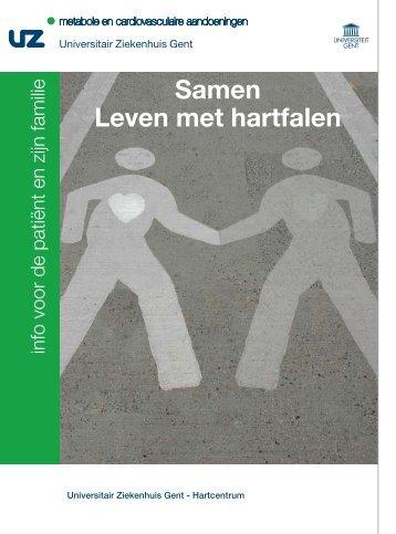Samen leven met hartfalen - UZ Gent