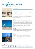 Download Wedding Packages PDF - SurfAir Marcoola Beach - Page 4