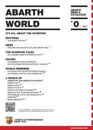 ABARTH WORLD