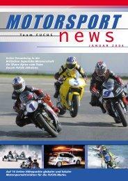 J A N U A R 2 0 0 4 Erster Gesamtsieg in der Britischen Superbike ...