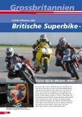 J A N U A R 2 0 0 4 Erster Gesamtsieg in der Britischen Superbike ... - Seite 2