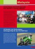 J A N U A R 2 0 0 4 Erster Gesamtsieg in der Britischen Superbike ... - Seite 7