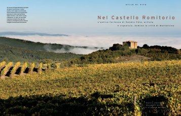 Nel Castello Romitorio - Castello Romitorio Wines