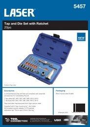 Download Adobe PDF - Laser Tools