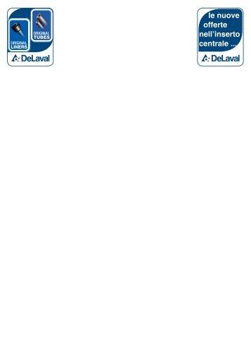 Volantino Promozioni Primavera 2013 (PDF, 3,94Mb) - DeLaval