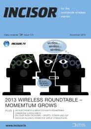 November 2012 - Bluetooth