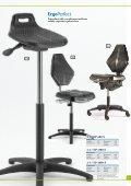 Ergonomická průmyslová židle - rohoze-ergomat.cz - Page 3