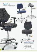 Ergonomická průmyslová židle - rohoze-ergomat.cz - Page 4