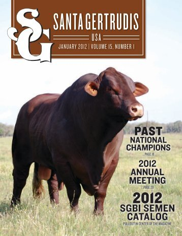 SG-USA -January-2012-small.pdf - Caballo Rojo Publishing