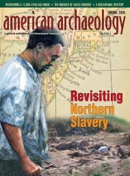 8(1):21 - The Archaeological Conservancy