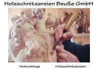 gibt´s den aktuellen Produktkatalog für Holzrohlinge und ...