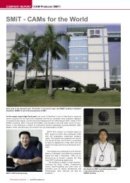 SMiT - CAMs for the World - TELE-satellite International Magazine
