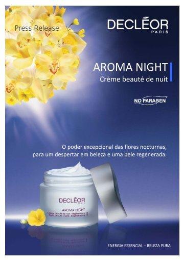 AROMA NIGHT - essentials