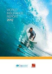 WORLD INSURANCE REPORT 2012 - Capgemini