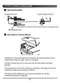 Installatiehandleiding Parkeersensoren - Bestelwagentechniek - Page 7