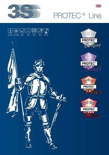 PROTEC® Line - 3S Arbeitsschutz