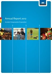 Annual Report 2012 (PDF 1.8M) - ACC