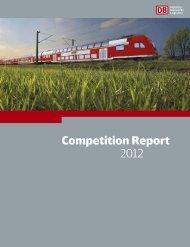 Competition Report 2012 - Deutsche Bahn AG